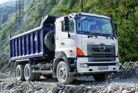 Компания Hino Motors Ltd